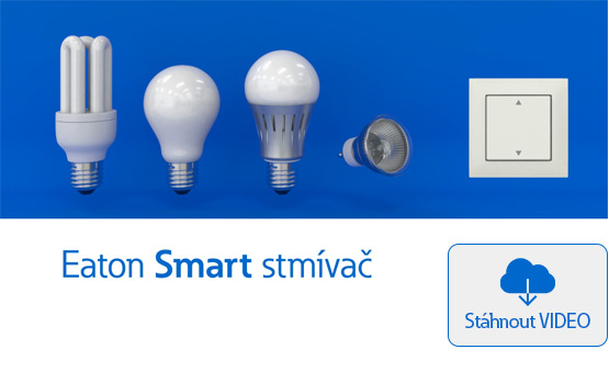 Video - Nový RF SMART stmívač
